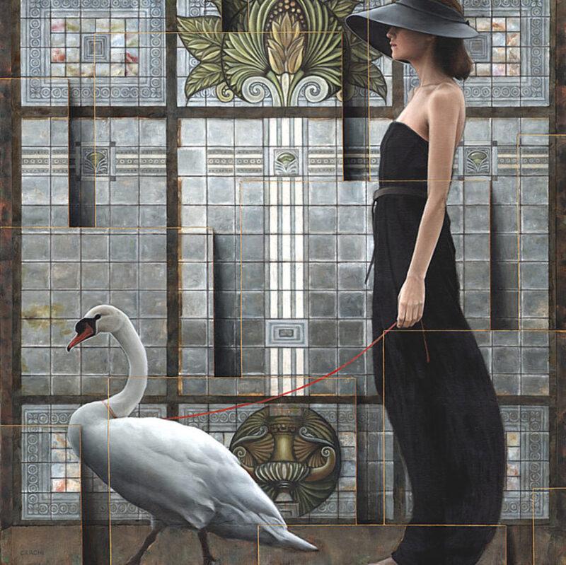 Sergio Cerchi Art ⓖ thegallerist.art