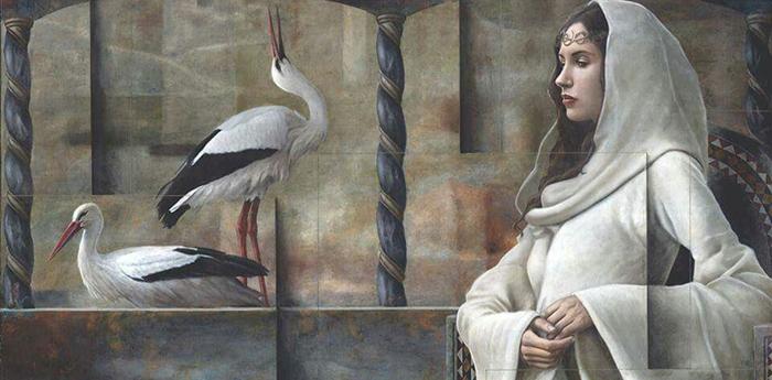 Sergio Cerchi painting