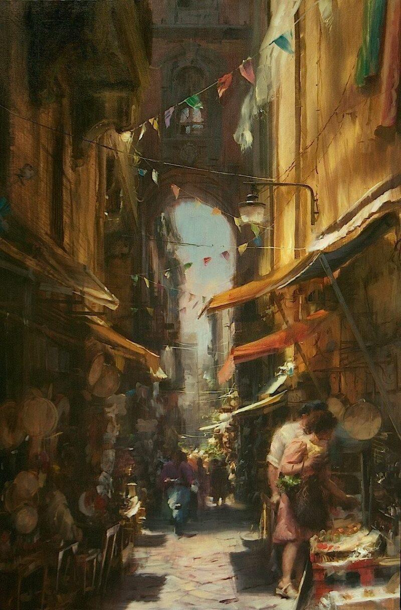 Simon Pasini Art ⓖ thegallerist.art
