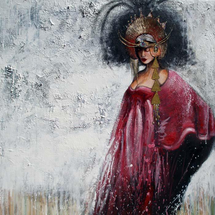 Valerie Maugeri Art ⓖ thegallerist.art