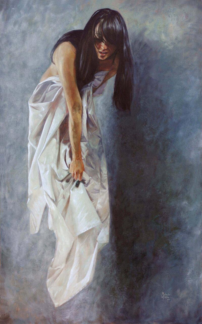 Jolanda Richter Art ⓖ thegallerist.art
