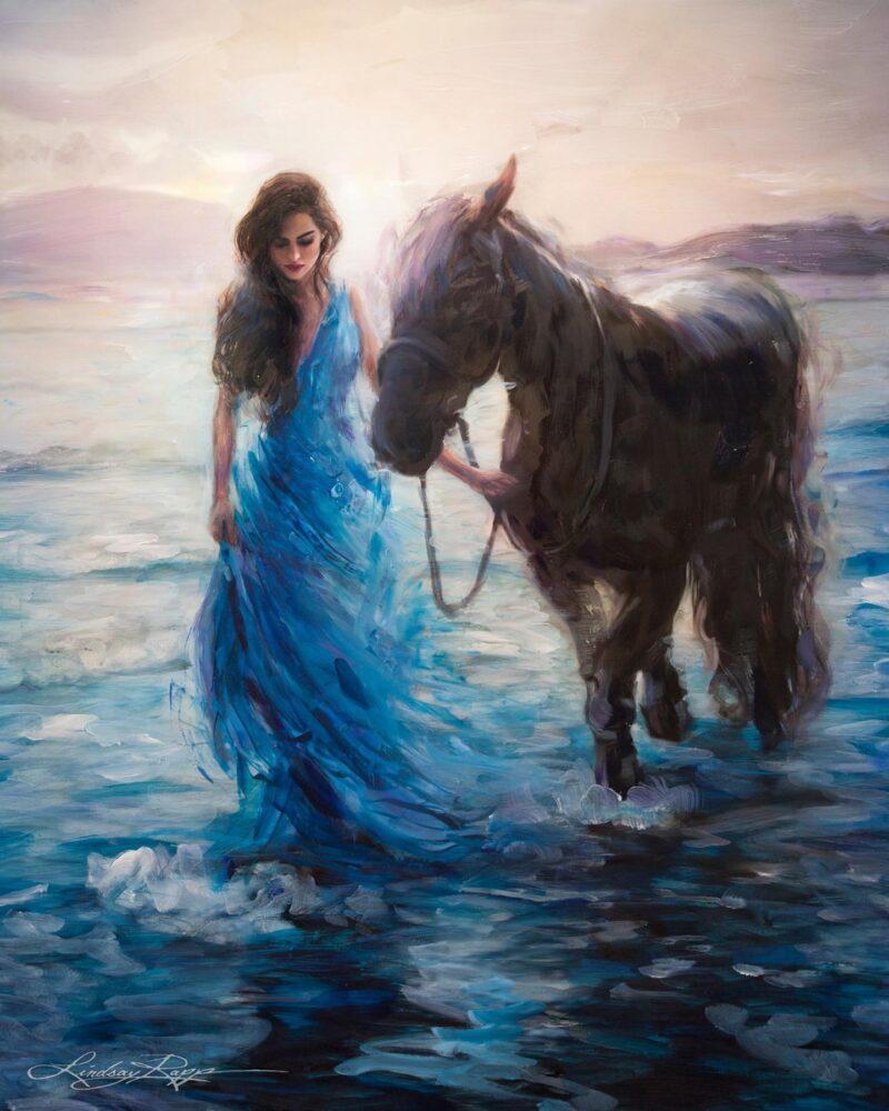 Lindsay Rapp Art ⓖ thegallerist.art