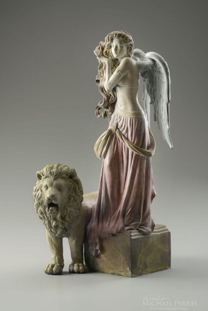 Michael Parkes Sculpture ⓖ thegallerist.art