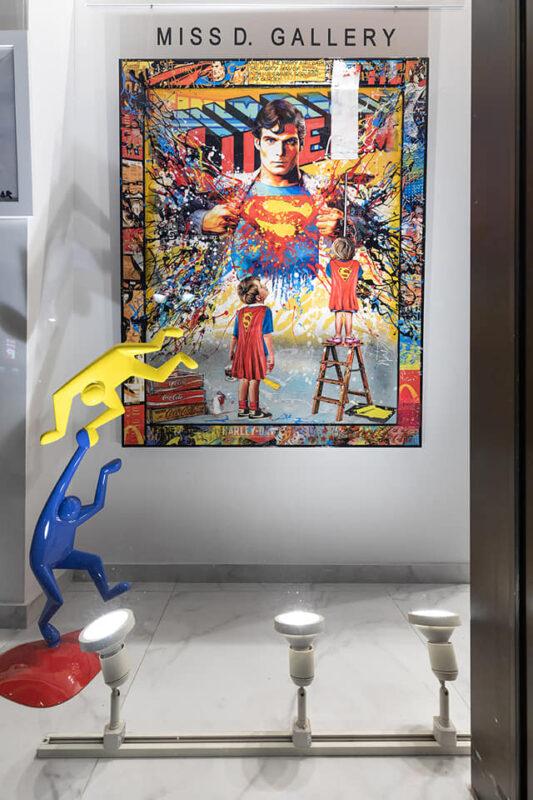 Michael Waizman Artwork ⓖ TheGallerist.art