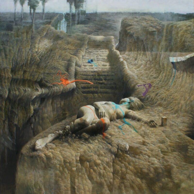 Santos Hu - 胡文賢 - Art ⓖ thegallerist.art
