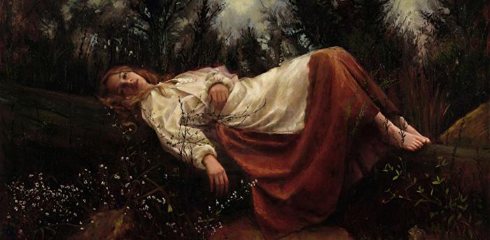 Tina Garrett Painting