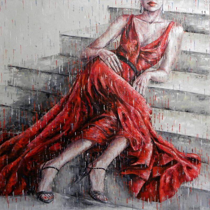 Cristina Fornarelli Painting @ TheGallerist.art