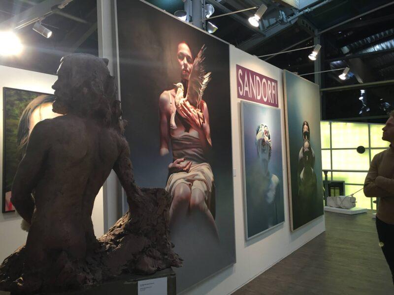 István Sándorfi Exhibition @ TheGallerist.art