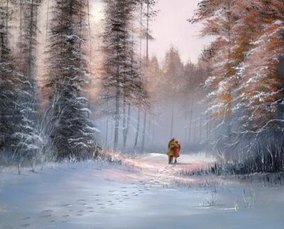 Jeff Rowland painting