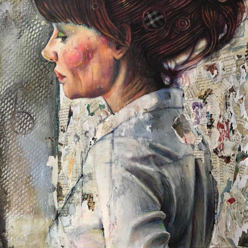 Juliette Belmonte Painting @ TheGallerist.art