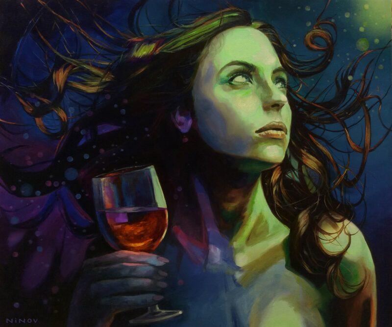 Nikolay Ninov Painting @ TheGallerist.art