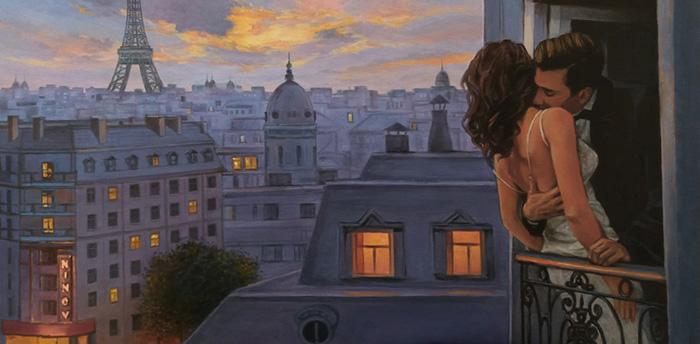 Nikolay Ninov painting