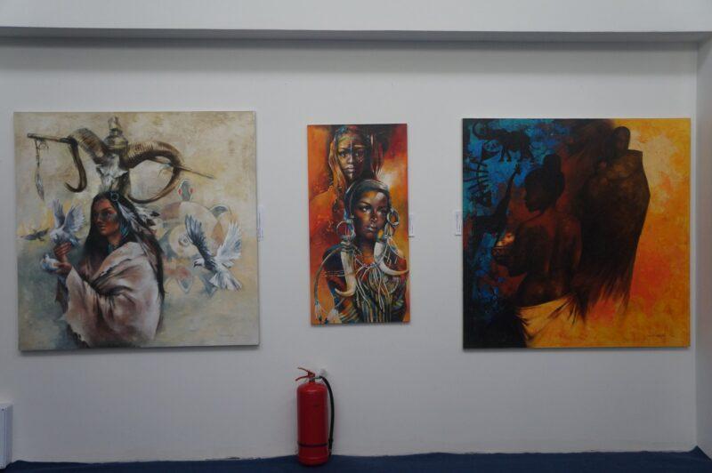 Victoria Stoyanova Exhibition @ TheGallerist.art