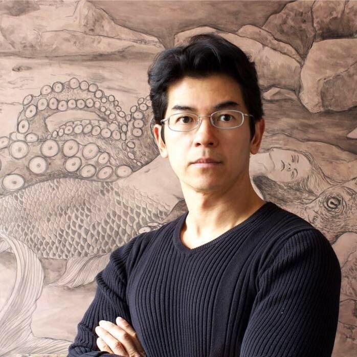 Trung Cao Artist @ TheGallerist.art