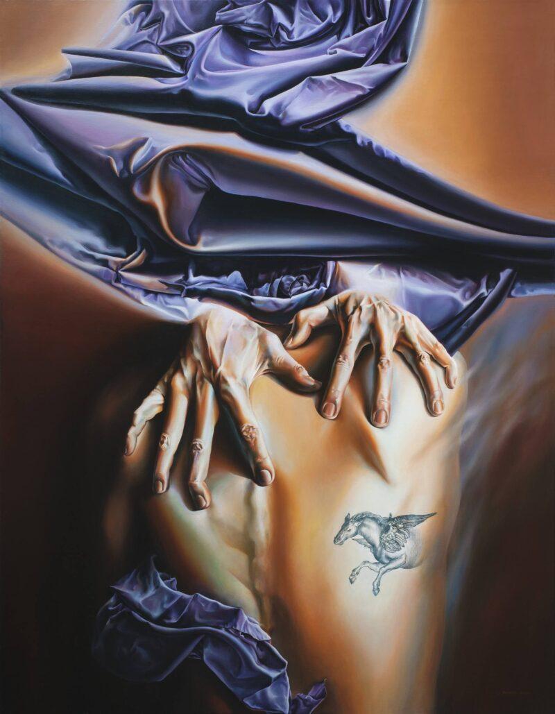 Victor Hagea Painting @ TheGallerist.art
