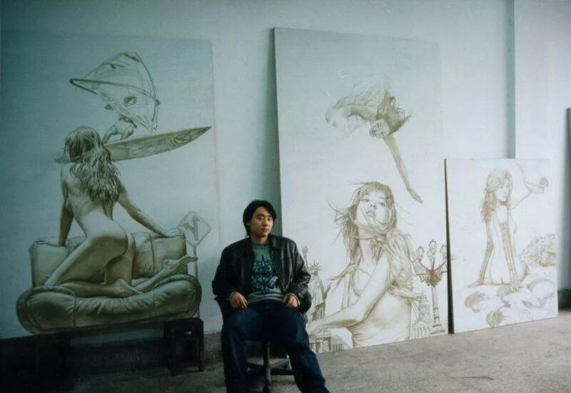 Wang Niandong ( 王念东 ) Artist @ TheGallerist.art