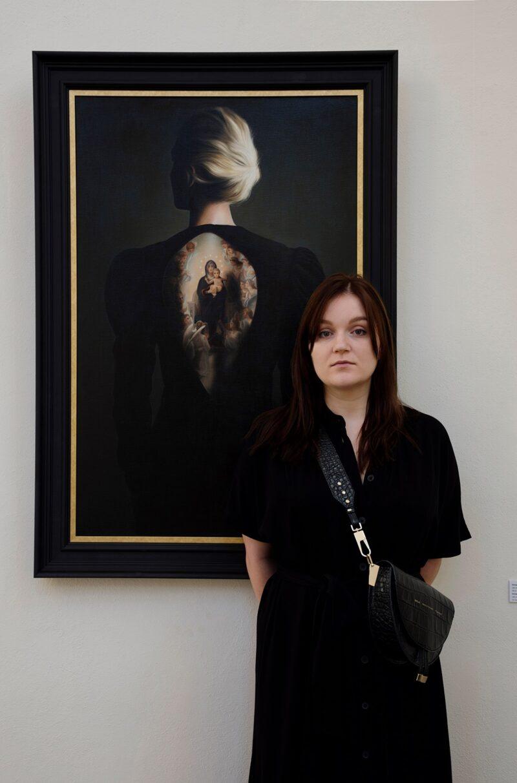 Agnieszka Nienartowicz Artist @ TheGallerist.art