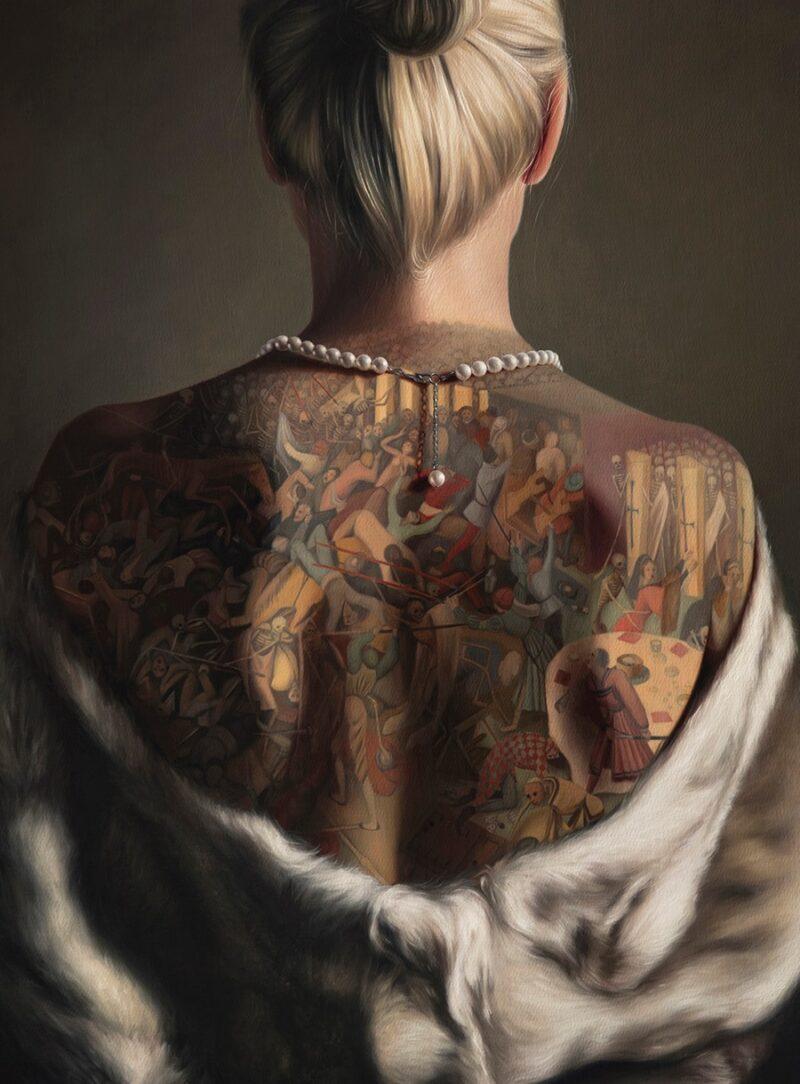 Agnieszka Nienartowicz Painting @ TheGallerist.art
