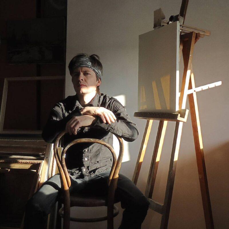 Alexey Chernigin Painter @ TheGallerist.art