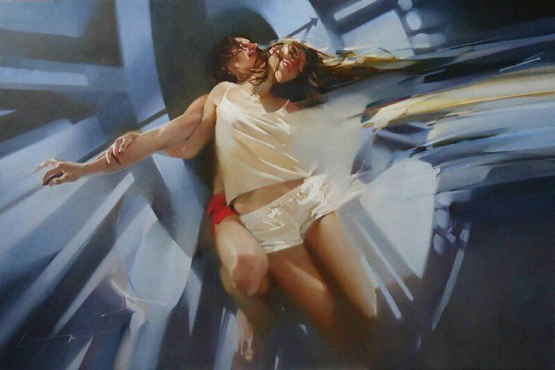 Alexey Chernigin Painting @ TheGallerist.art