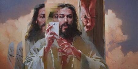 Alexey Chernigin painting
