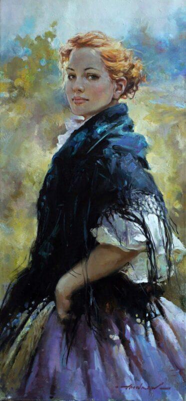 Andrew Atroshenko Painting @ TheGallerist.art