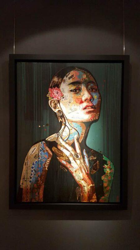 Arnaud Bauville Artwork @ TheGallerist.art