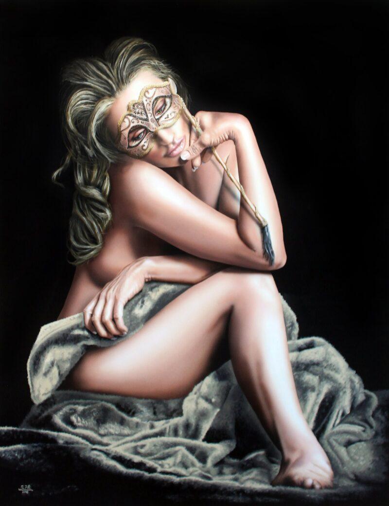 Ivan Pili Painting @ TheGallerist.art