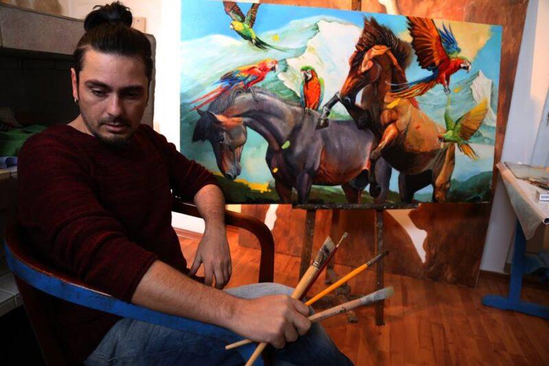 Miroslav Yotov Painter @ TheGallerist.art