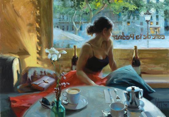 Vladimir Volegov Painting