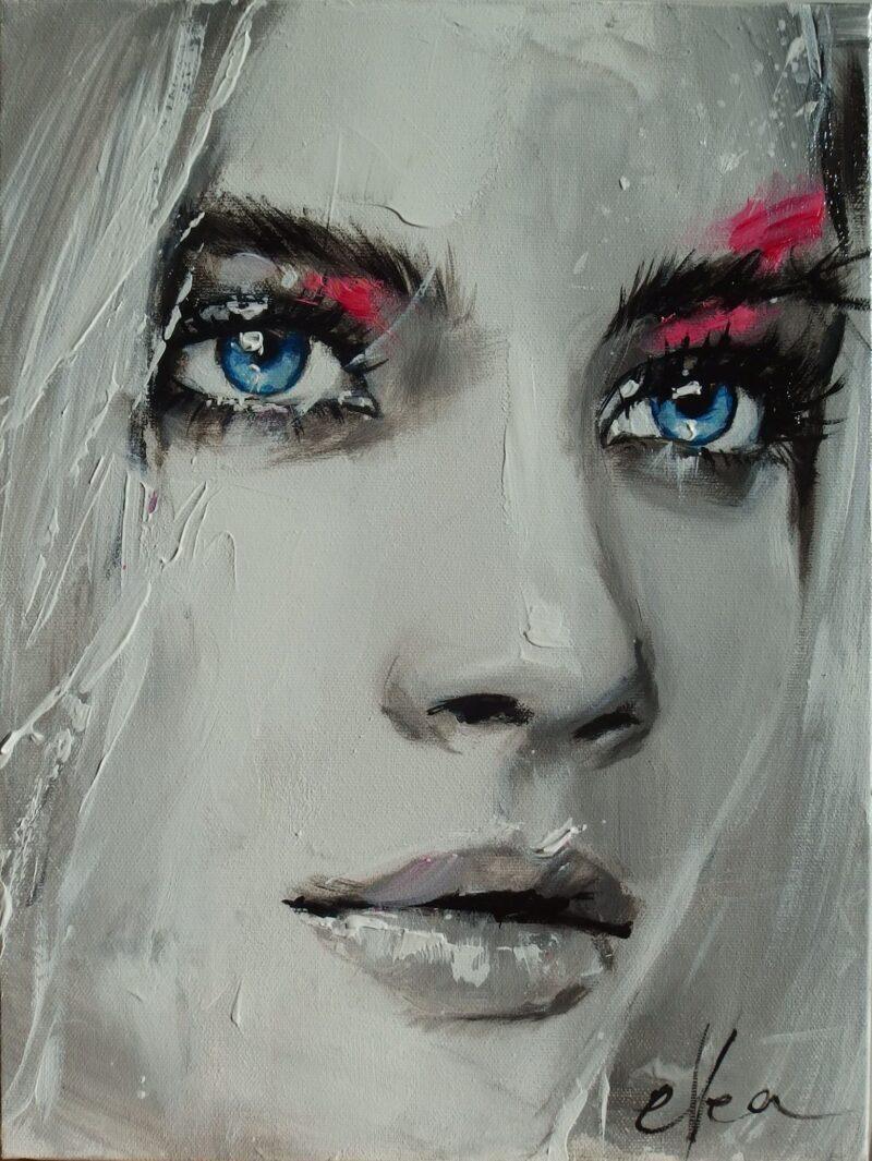 Ewa Świtała Painting @ TheGallerist.art