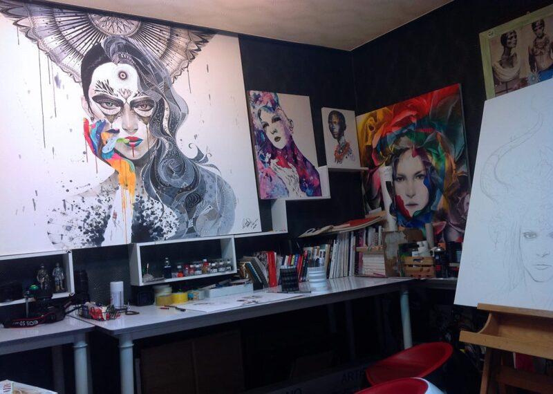 Minjae Lee Studio @ TheGallerist.art
