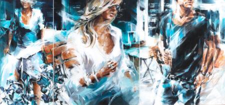 Murielle Vanhove Painting