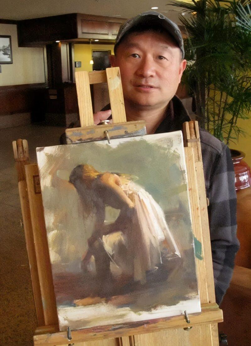 Zhaoming Wu - 吴兆铭  Artist @ TheGallerist.art