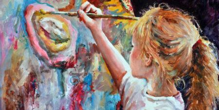 Bev Jozwiak watercolor painting