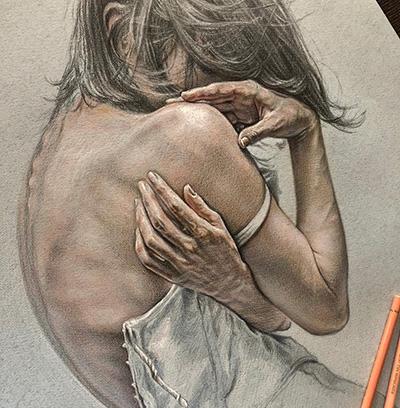 Lilia Vovk Drawing
