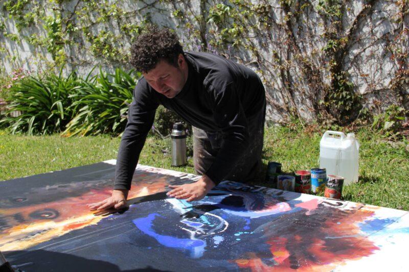 Martín Riwnyj Artist @ TheGallerist.art