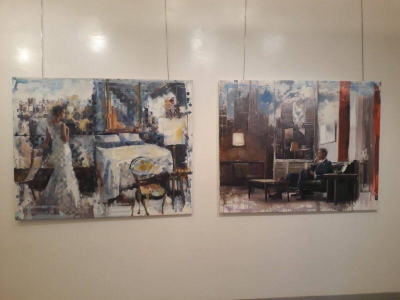 Martín Riwnyj Exhibition @ TheGallerist.art