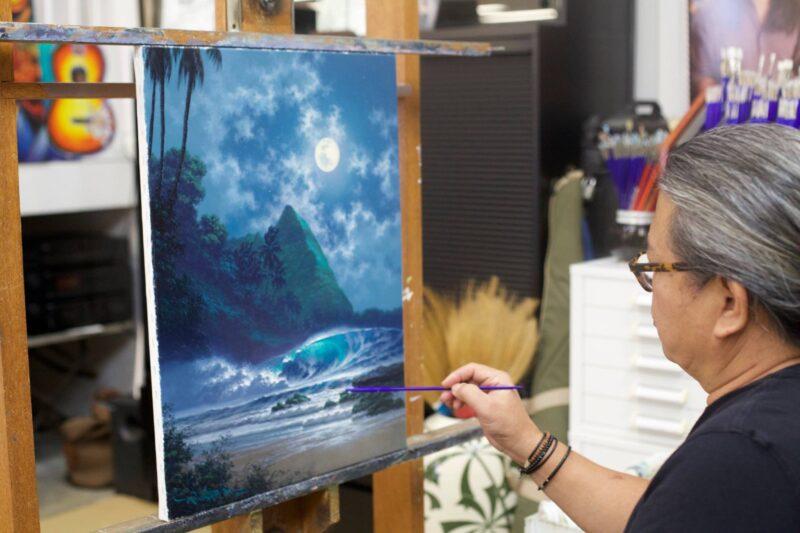 Roy Tabora Artist @ TheGallerist.art