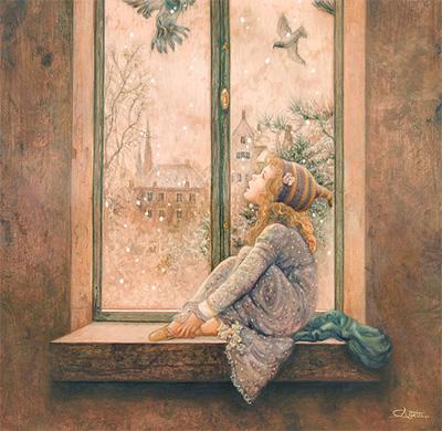 Arantza Sestayo painting