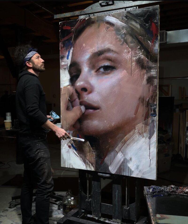 Casey Baugh Painter @ TheGallerist.art