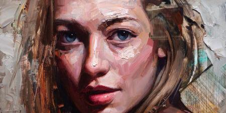 Matt Talbert painting