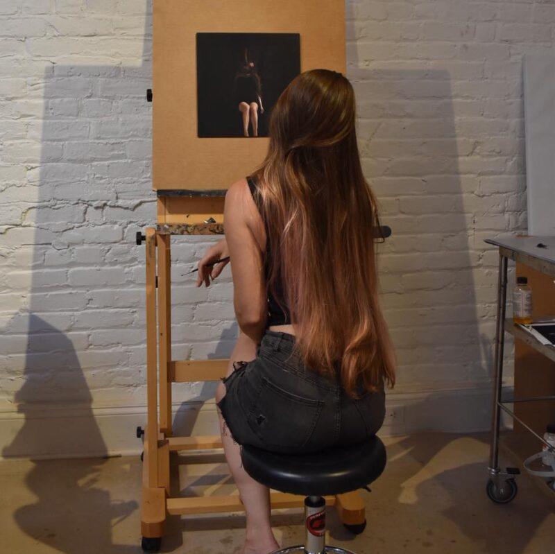 Megan Elizabeth Read Painter @ TheGallerist.art