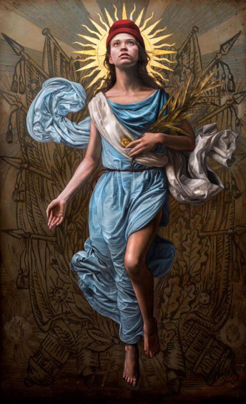 Ricardo Celma Painting @ TheGallerist.art