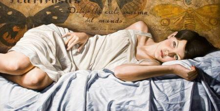 Ricardo Celma painting