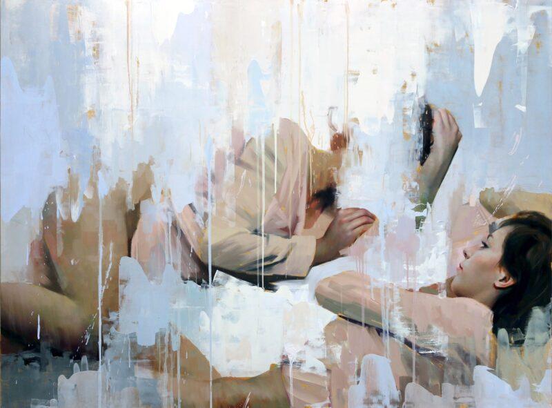 Alpay Efe Painting @ TheGallerist.art