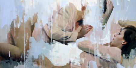 Alpay Efe painting