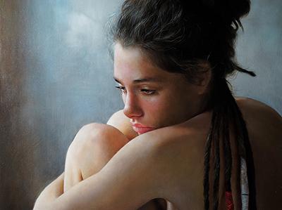 Anne-christine Roda painting