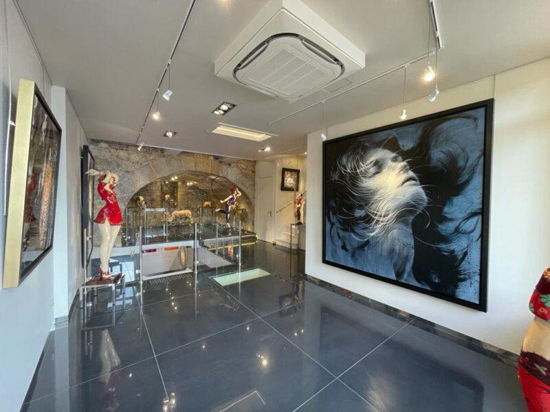 Ewa Hauton Exhibition @ TheGallerist.art