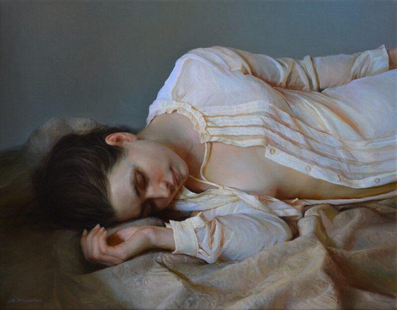 Serge Marshennikov Painting @ TheGallerist.art